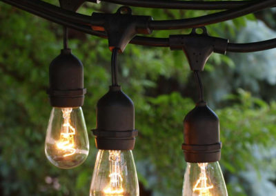 50 Ft Edison Bulbs String Lights $45.00