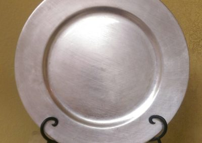 Silver Charger $0.50