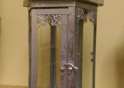 Vintage Lantern $15