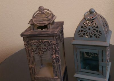 Lantern Votive Holder $10
