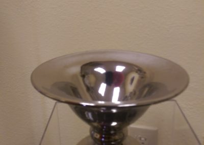 Silver Candy Dish $3.00