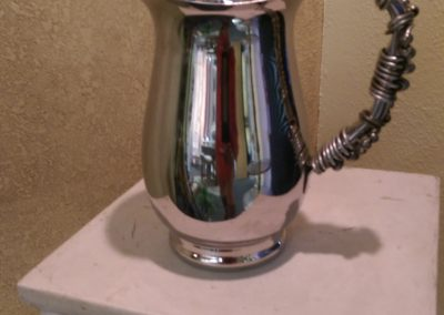 Stainless Steel Water Pitcher $5
