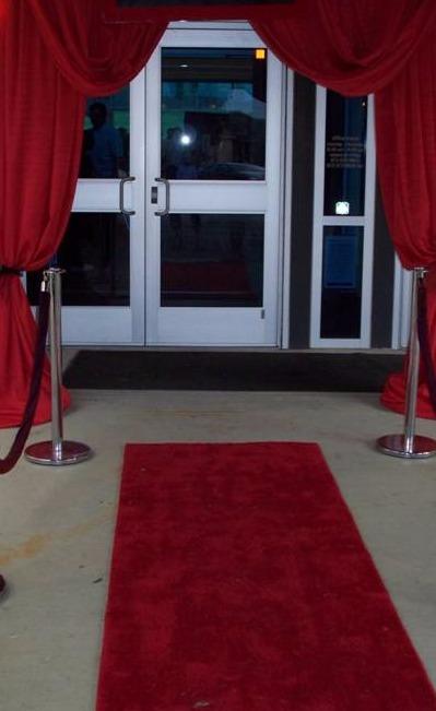 Red Carpet 3 X 10 $35.00
