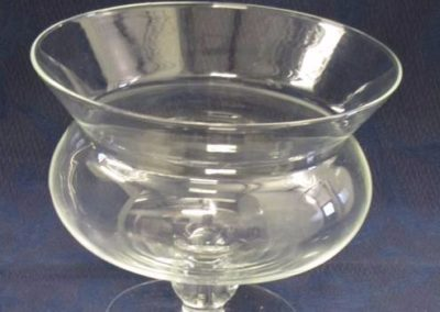 Small Pedestal Dish $3.00