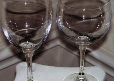 Wine Glasses $0.50