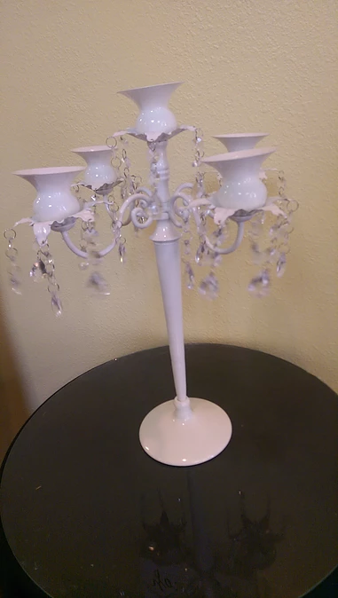 Table Candelabra $25