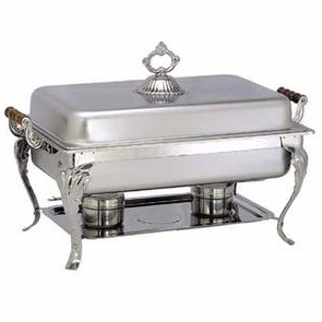 Chafer Comes with Sterno $25.00